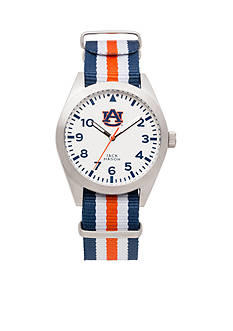 Jack Mason Auburn Nato Striped Strap Watch