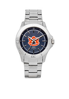 Jack Mason Women's Auburn Sport Bracelet Team Color Dial Watch