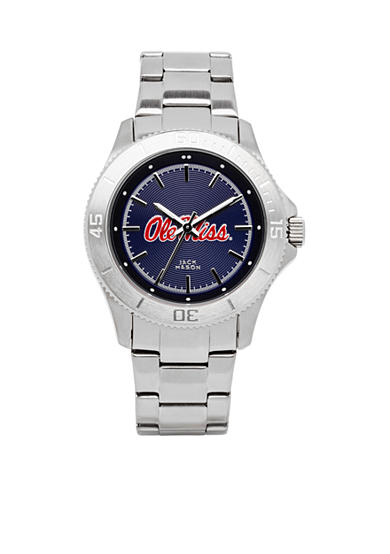 Women's Ole Miss Sport Bracelet Team Color Dial