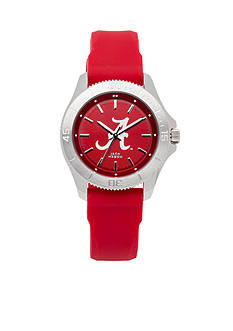 Jack Mason Women's Alabama Sport Silicone Strap Watch