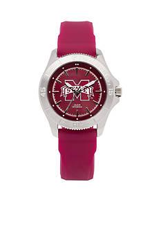 Jack Mason Women's Mississippi State Sport Silicone Strap Watch