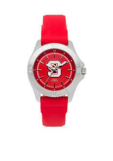 Jack Mason Women's NC State Sport Silicone Strap Watch