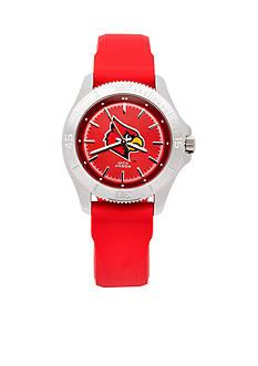 Jack Mason Women's Louisville Sport Silicone Strap Watch