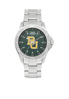 Jack Mason Men's Baylor Sport Bracelet Team Color Dial Watch