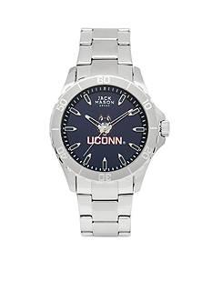 Jack Mason Men's Connecticut Sport Bracelet Team Color Dial Watch