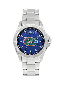 Jack Mason Men's Florida Sport Bracelet Team Color Dial Watch