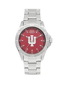 Jack Mason Men's Indiana Sport Bracelet Team Color Dial Watch