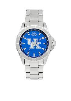 Jack Mason Men's Kentucky Sport Bracelet Team Color Dial Watch