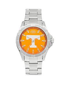 Jack Mason Men's Tennessee Sport Bracelet Team Color Dial Watch