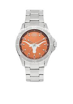 Jack Mason Men's Texas Sport Bracelet Team Color Dial Watch