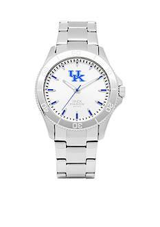 Jack Mason Men's Kentucky Sport Bracelet Silver Dial Watch
