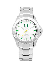 Jack Mason Men's Oregon Sport Bracelet Silver Dial Watch