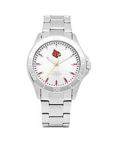 Jack Mason Men's Louisville Sport Bracelet Silver Dial Watch
