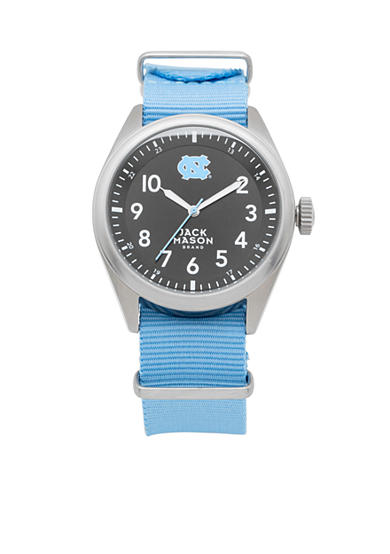 Men's North Carolina Nato Solid Strap Watch