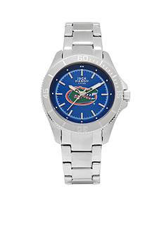Jack Mason Women's Florida Sport Bracelet Team Color Dial Watch