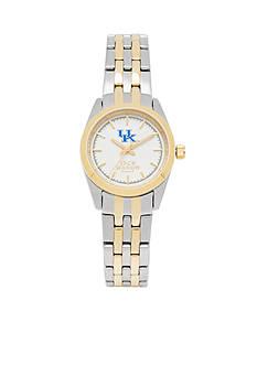 Jack Mason Women's Kentucky Two Tone Dress Bracelet Watch