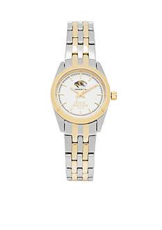 Jack Mason Women's Missouri Two Tone Dress Bracelet Watch