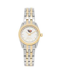 Jack Mason Women's Oregon State Two Tone Dress Bracelet Watch