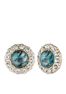 Lonna & Lilly Gold-Tone Stone Earring