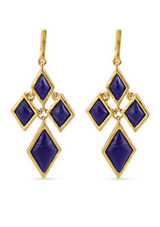 Karen Kane Southern Sky Chandelier Earrings