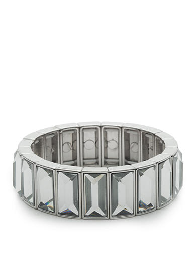 Chaps Rectangular Stretch Bracelet