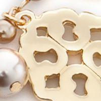 Fashion Jewelry: Strand: Gold Chaps Park Slope Charm Bracelet