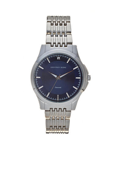 Geoffrey Beene Diamond Watch