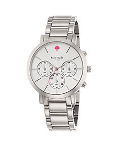 kate spade new york® Gramercy Grand Chronograph Watch