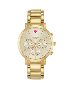 Kate Spade Gramercy Grand Chronograph Watch