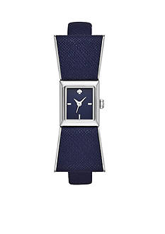 kate spade new york Kenmare Navy Three Hand Watch