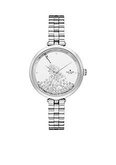 kate spade new york Women's Silver-Tone Holland Watch