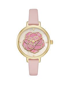 kate spade new york Women's Holland Rose Petal Watch