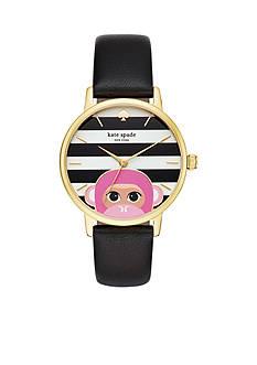 kate spade new york Women's Metro Monkey Dial Watch