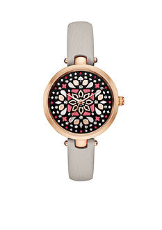 kate spade new york Women's Holland Morroccan Dial Watch