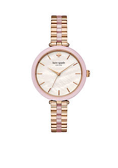 kate spade new york Women's Mixed Tone Holland Watch