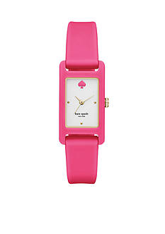 kate spade new york Women's Duffy Square Watch