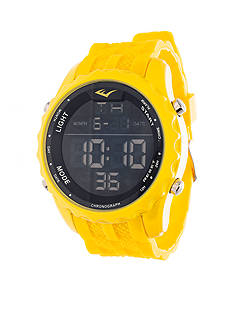 EVERLAST Rubber Band Digital Waterproof Watch
