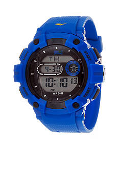 EVERLAST Digital Dial Rubber Band Watch