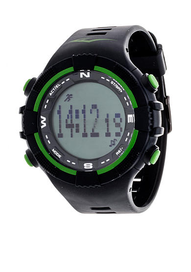 EVERLAST Rubber Band Heart Rate Monitor Watch