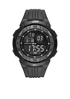 Skechers® Men's Voorhees Digital Chronograph Strap Watch