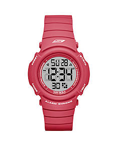 Skechers Women's Fisher Digital Watch