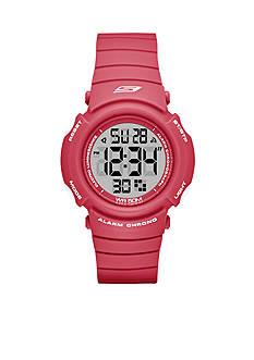 Skechers Women's Fisher Digital Watch