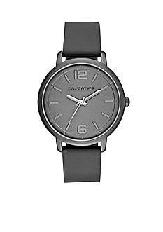 Skechers Women's Ardmore Black Silicone Watch