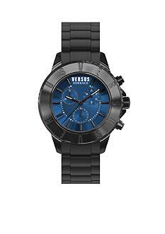 VERSUS VERSACE Men's Black Chronograph Watch