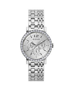 VERSUS VERSACE Women's Stainless Steel Crystal Watch