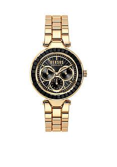 VERSUS VERSACE Women's Gold-Tone Watch