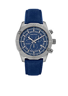 Nautica Men's NST 11 Blue Watch
