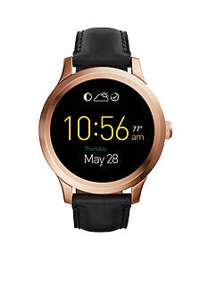 Fossil Q Men's Digital Touchscreen Smart Watch