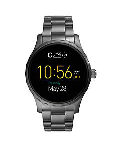 Fossil Q Marshal Touchscreen Smoke Smartwatch