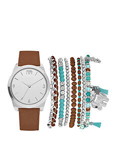 American Exchange Ladies Watch Set